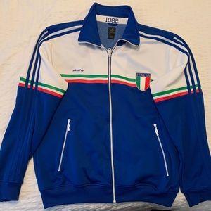 Adidas Italia 1982 Track Jacket 💙